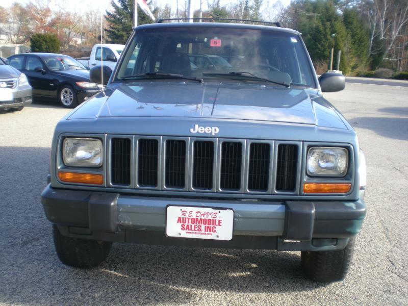 1999 jeep cherokee 4dr sport 4wd suv in north hampton nh re davis automobil. Cars Review. Best American Auto & Cars Review