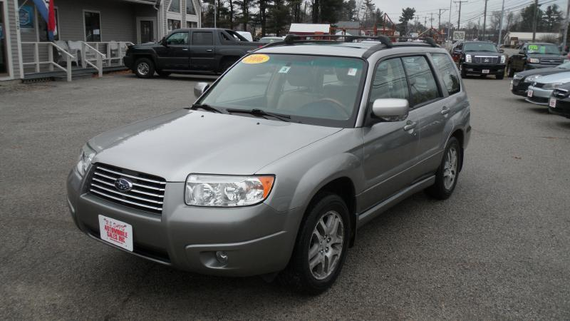 2006 subaru forester 2 5 x l l bean edition awd 4dr wagon in north hampton nh re davis. Black Bedroom Furniture Sets. Home Design Ideas