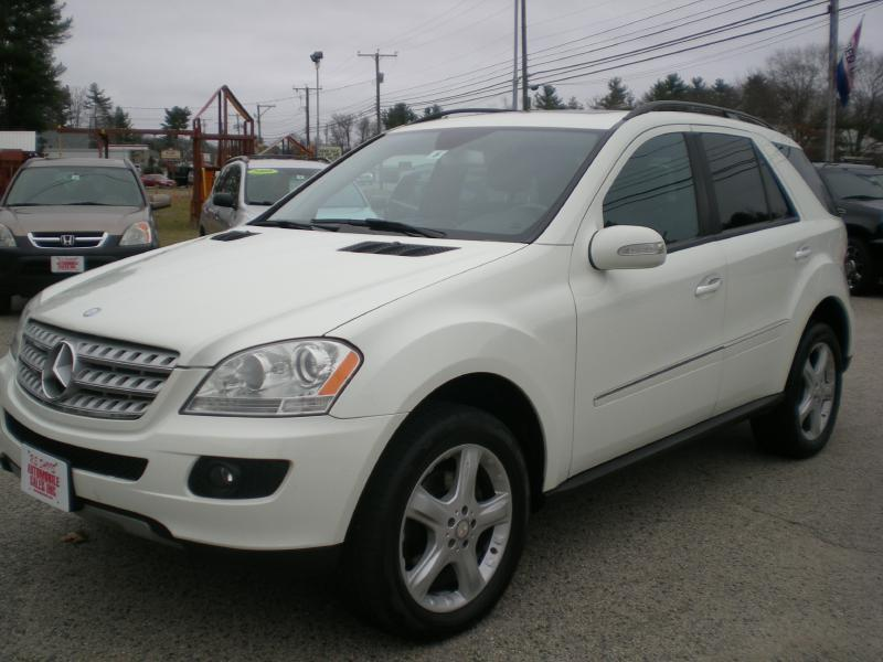 2008 mercedes benz m class awd ml350 4matic 4dr suv in for 2008 mercedes benz ml350 problems