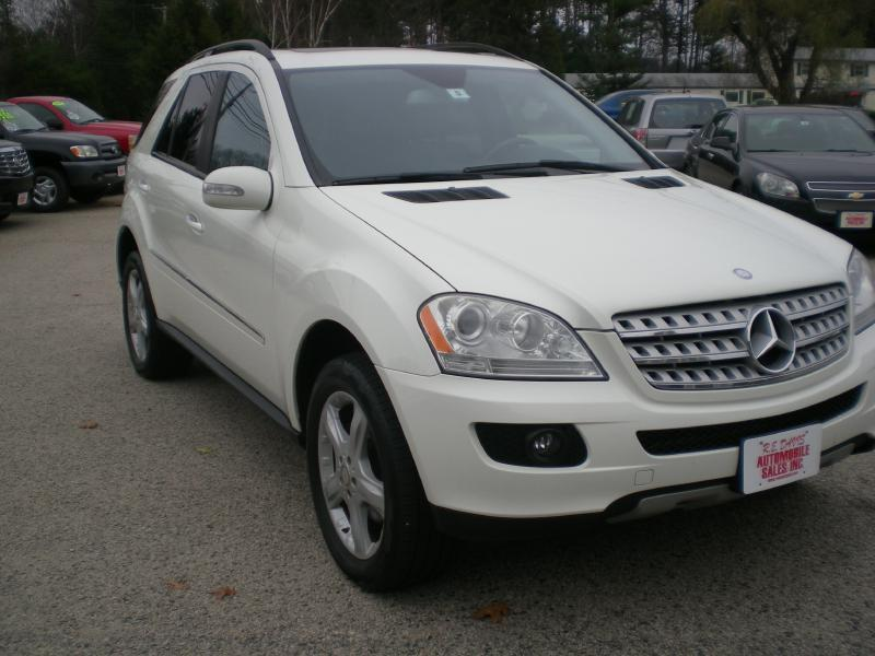 2008 mercedes benz m class ml350 awd 4matic 4dr suv in for 2008 mercedes benz ml350