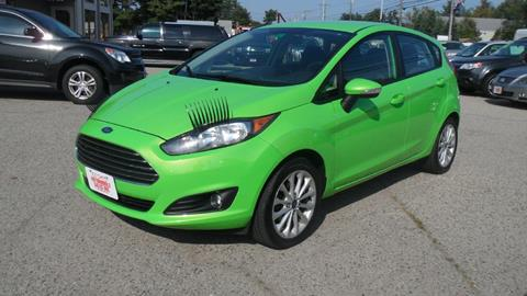 2014 Ford Fiesta for sale in North Hampton, NH