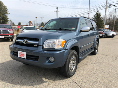 Toyota sequoia for sale in new hampshire for Champion motors amherst nh