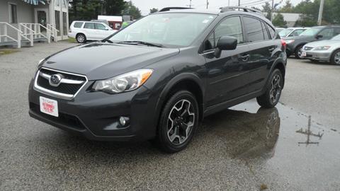 2014 Subaru XV Crosstrek for sale in North Hampton, NH