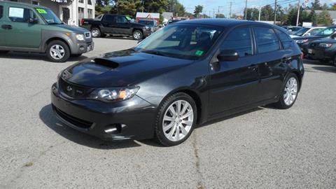 2008 Subaru Impreza for sale in North Hampton, NH