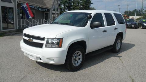 2009 Chevrolet Tahoe for sale in North Hampton, NH