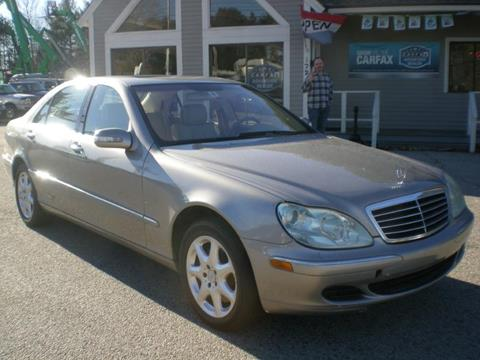 2003 Mercedes-Benz S-Class for sale in North Hampton, NH