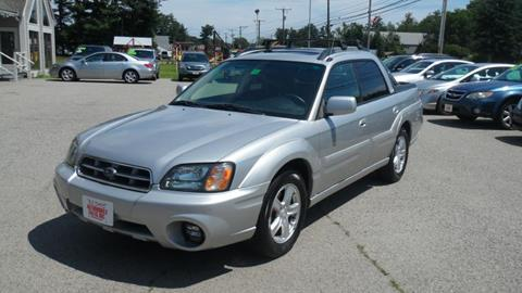 2003 Subaru Baja for sale in North Hampton, NH
