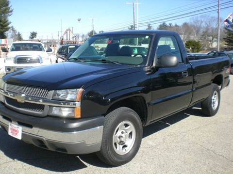 2004 Chevrolet Silverado 1500 for sale in North Hampton, NH