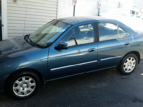 2001 Nissan Sentra for sale in Norristown, PA