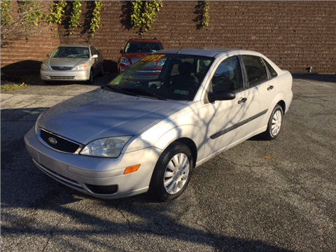2006 Ford Focus for sale in Norristown, PA