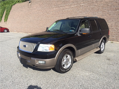 2004 Ford Expedition for sale in Norristown, PA