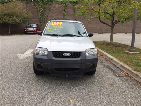 2005 Ford Escape for sale in Norristown, PA