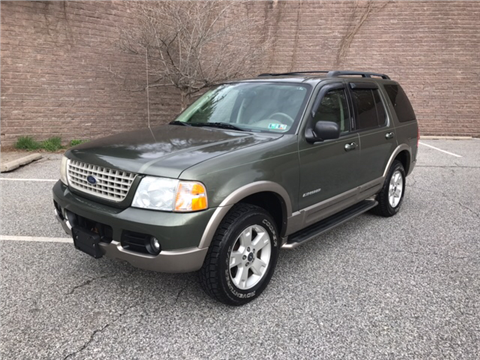 2004 Ford Explorer for sale in Norristown, PA