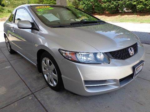 2011 Honda Civic for sale in Taylors, SC