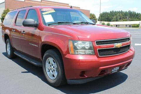 2007 Chevrolet Suburban for sale in Taylors, SC