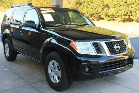 2008 Nissan Pathfinder for sale in Taylors, SC