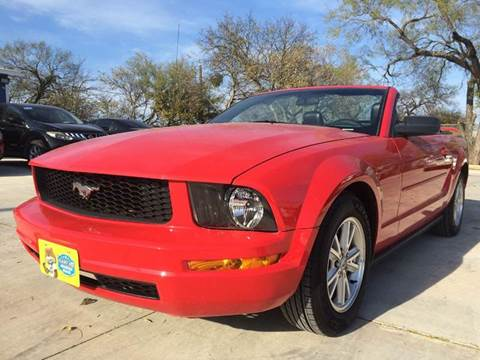 ford mustang for sale san antonio tx. Black Bedroom Furniture Sets. Home Design Ideas