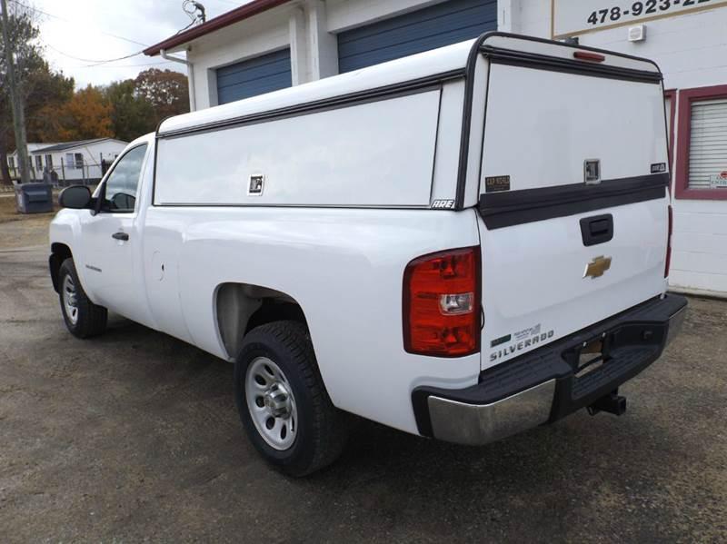 2011 chevrolet silverado 1500 4x2 work truck 2dr regular cab 8 ft lb in kathleen ga truck. Black Bedroom Furniture Sets. Home Design Ideas