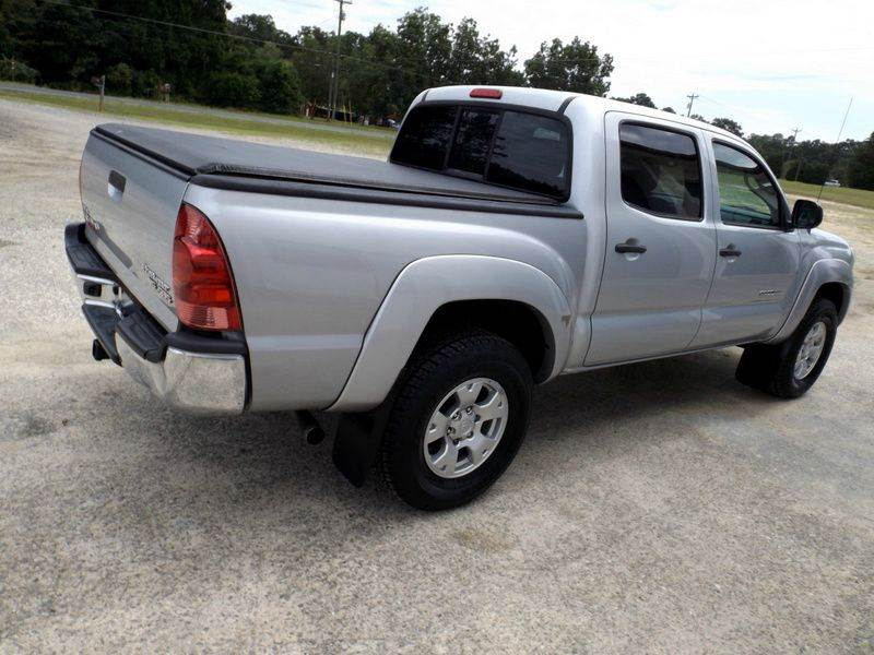 2008 toyota tacoma 4x2 prerunner v6 4dr double cab 5 0 ft sb 5a in kathleen ga truck outlet usa. Black Bedroom Furniture Sets. Home Design Ideas