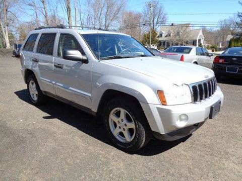 2005 Jeep Grand Cherokee for sale in Prospect, CT
