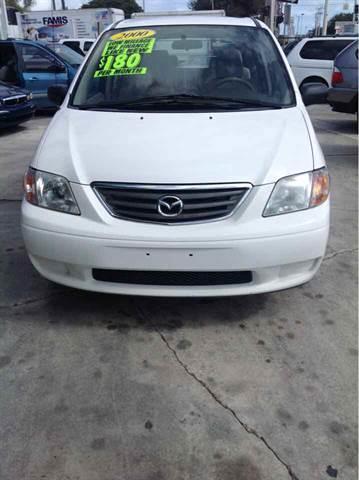 2000 Mazda MPV for sale in Hollywood, FL