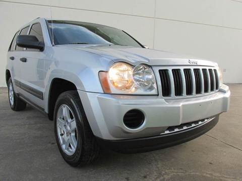 2005 Jeep Grand Cherokee for sale in Richmond, TX