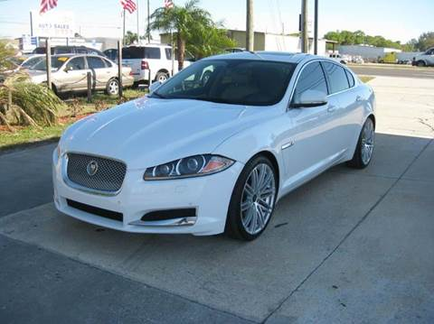 2013 Jaguar XF for sale in Largo, FL