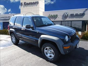 2003 Jeep Liberty for sale in Cedarburg, WI