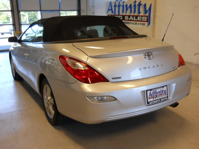 2008 toyota camry solara sle v6 2dr convertible 5a in bountiful ut affinity auto sales. Black Bedroom Furniture Sets. Home Design Ideas
