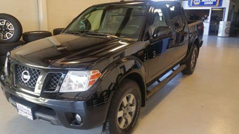 2010 Nissan Frontier for sale in Bountiful, UT