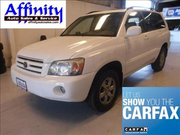 2007 Toyota Highlander for sale in Bountiful, UT
