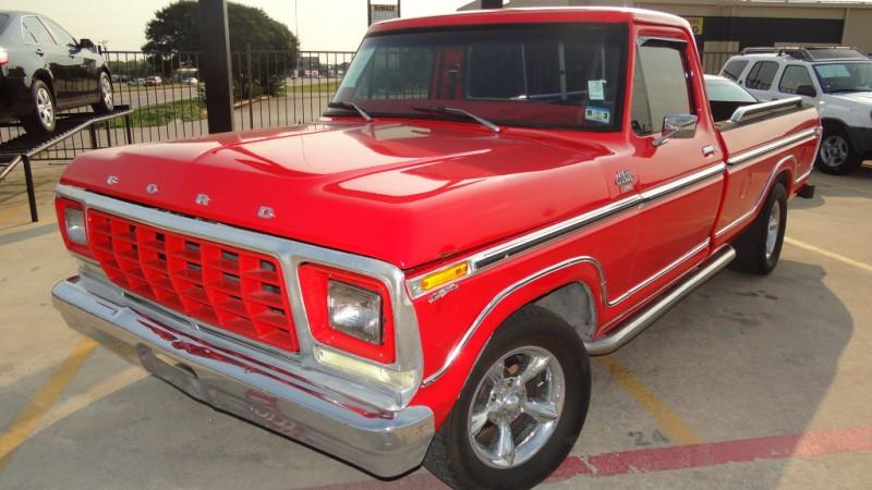 1978 ford ranger full size pickup in lewisville tx manna