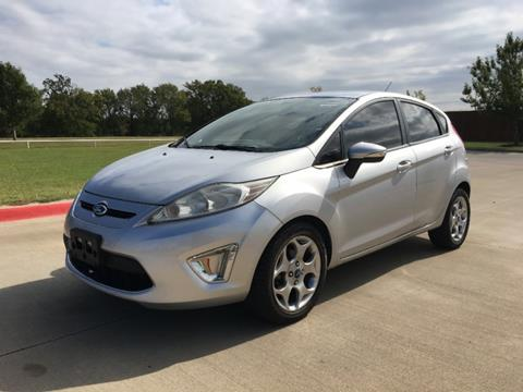 2011 Ford Fiesta for sale in Lewisville, TX