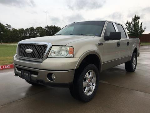 2006 Ford F-150 for sale in Lewisville TX