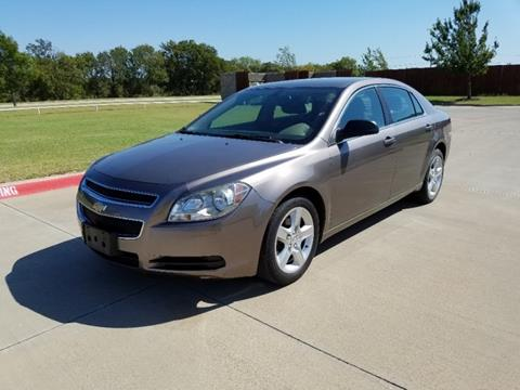 2010 Chevrolet Malibu for sale in Lewisville TX