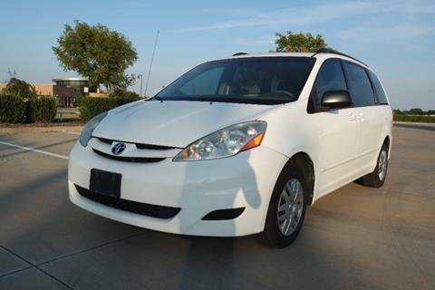 2007 Toyota Sienna for sale in Lewisville, TX