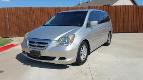 2007 Honda Odyssey for sale in Lewisville TX