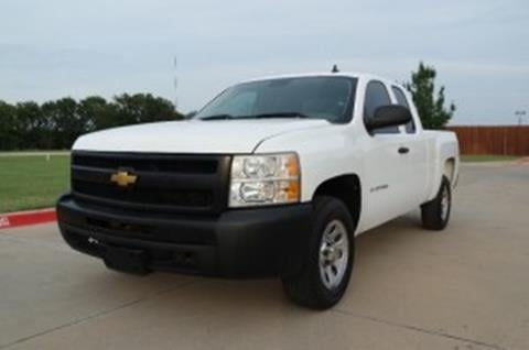 2012 Chevrolet Silverado 1500 for sale in Lewisville TX