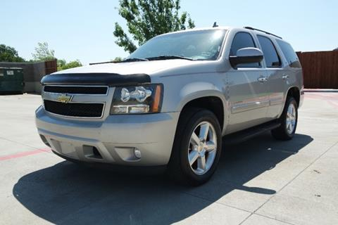2007 Chevrolet Tahoe for sale in Lewisville, TX