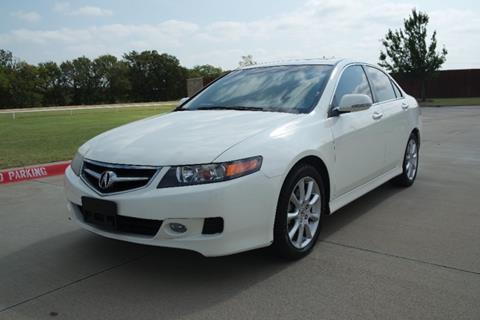 2008 Acura TSX for sale in Lewisville, TX