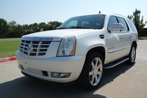 2008 Cadillac Escalade for sale in Lewisville, TX