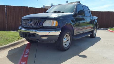 2001 Ford F-150 for sale in Lewisville, TX