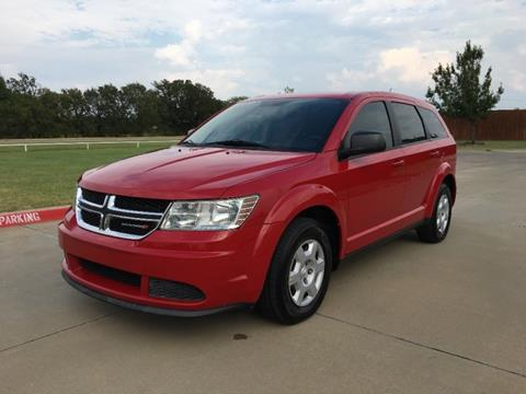 2012 Dodge Journey for sale in Lewisville TX