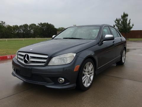 2008 Mercedes-Benz C-Class for sale in Lewisville TX