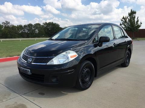 2009 Nissan Versa for sale in Lewisville TX