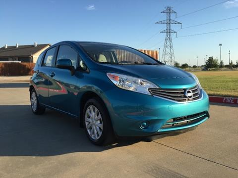 2014 Nissan Versa Note for sale in Lewisville, TX