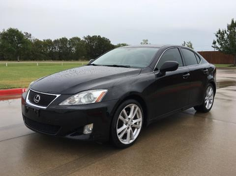 2007 Lexus IS 250 for sale in Lewisville TX