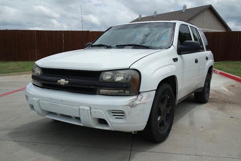 2006 Chevrolet TrailBlazer for sale in Lewisville, TX