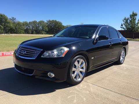 2008 Infiniti M45 for sale in Lewisville TX