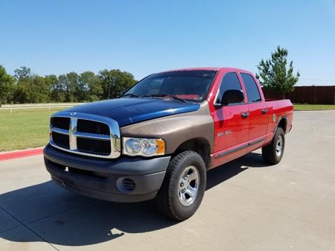 2002 Dodge Ram Pickup 1500 for sale in Lewisville TX